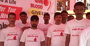 Blood Helpline
